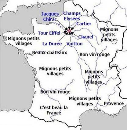 france vue par les japonais フランス