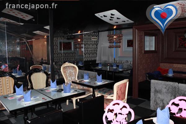 Japon le restaurant th me d 39 alice au pays des merveilles - La cuisine d alice au pays des merveilles ...