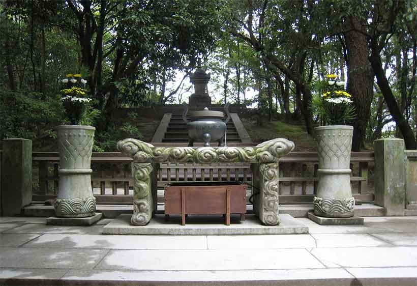 france japon visiter temple Toshodaiji nara Toshodai ji Ganjin