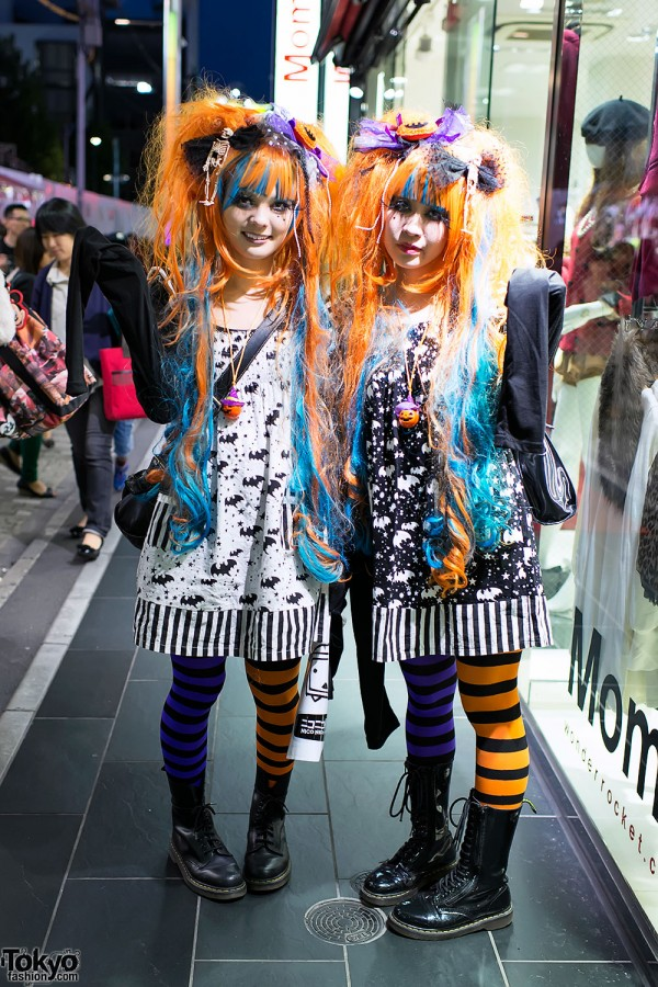 france japon au halloween japon