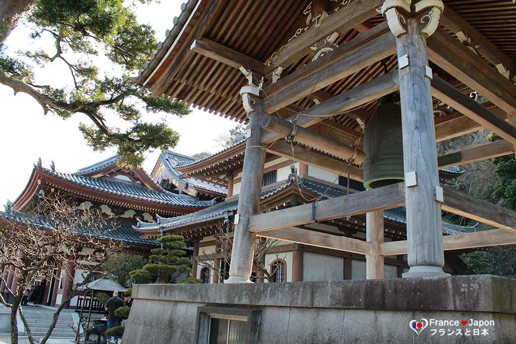 Voyage japon kamakura visiter le temple hasedera for Visite de jardins en france
