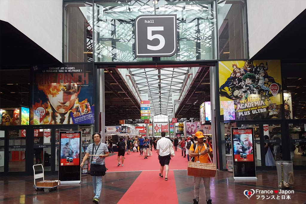 Japan expo 2017 for Exposition paris 2017