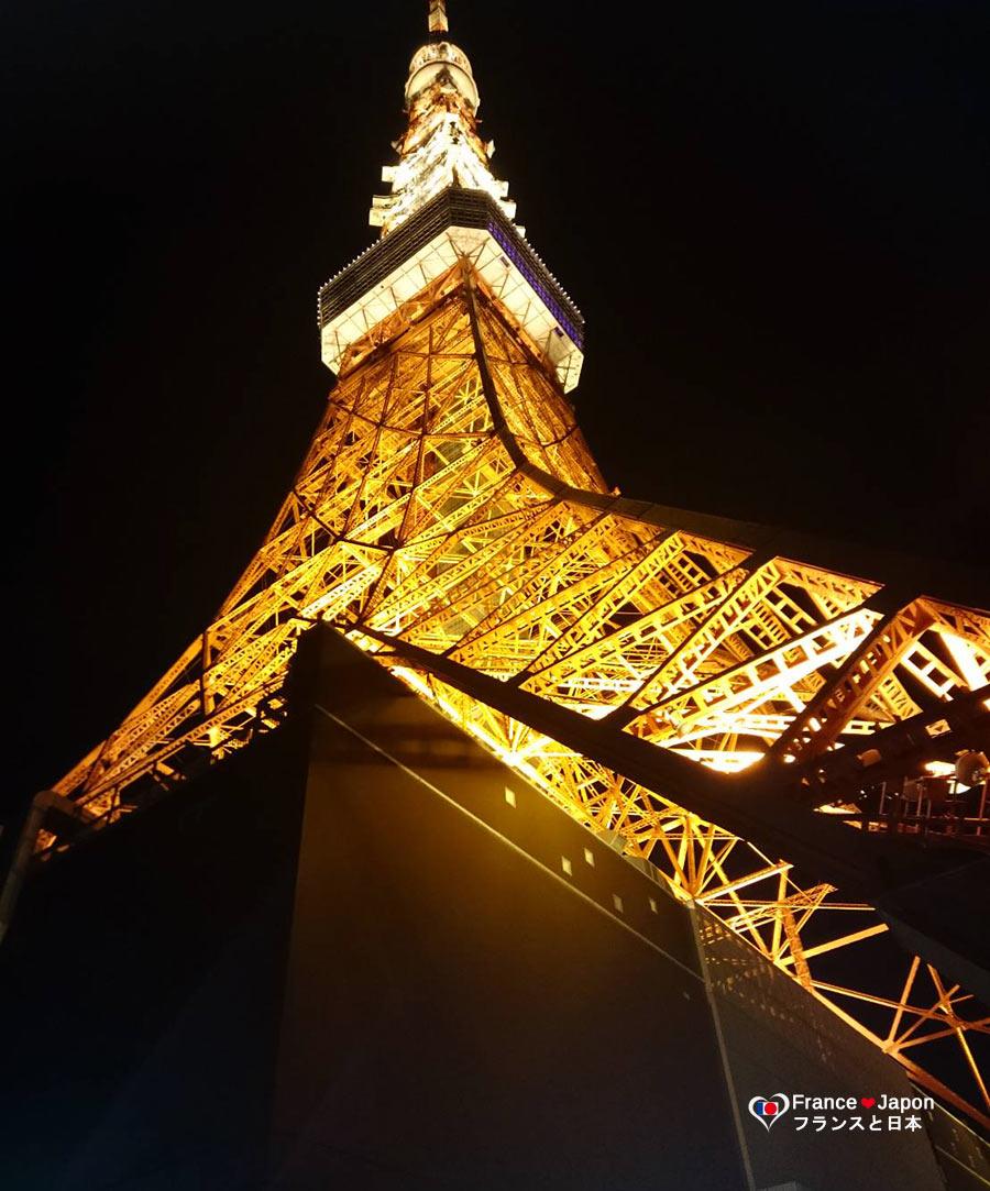 voyage japon tokyo roppongi visiter la tokyo tower