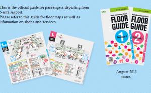 guide du terminal 1 de l'aeroport de narita