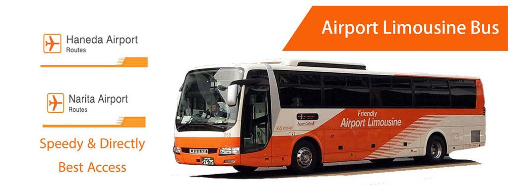 limousine bus autocar aeroport narita voyage japon