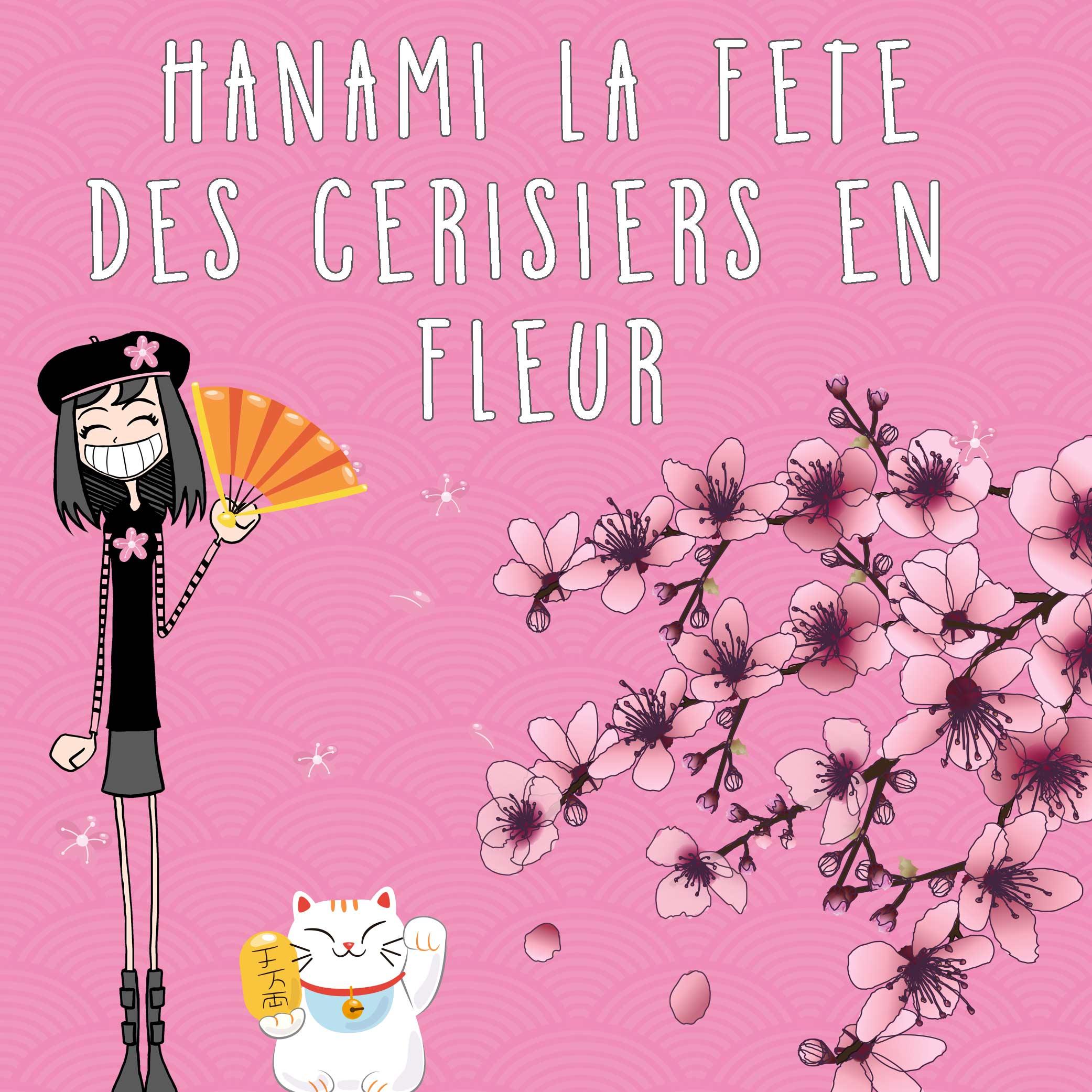 Hanami Ou La Fete Des Cerisiers En Fleur Voyage Japon