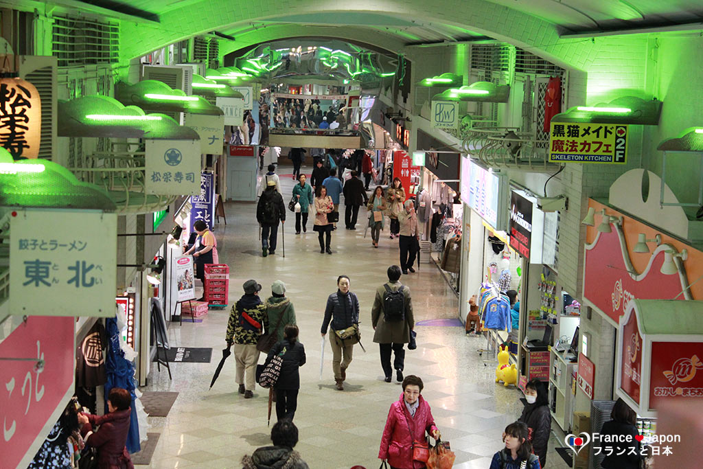 voyage japon tokyo nakano broadway bon plan otaku