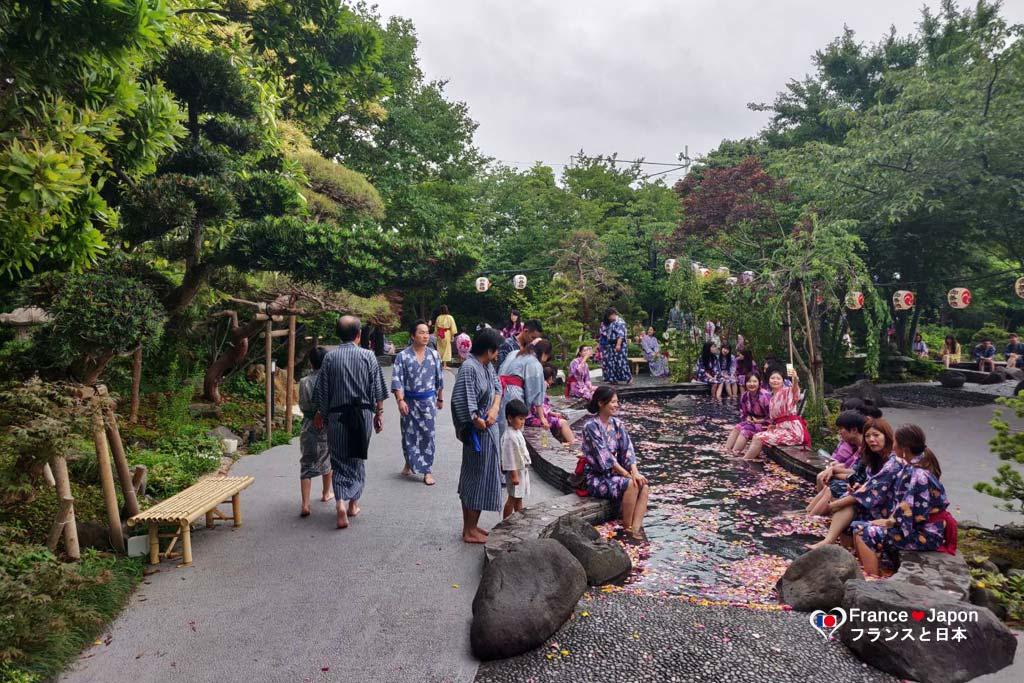 voyage japon tokyo oedo onsen monogatari
