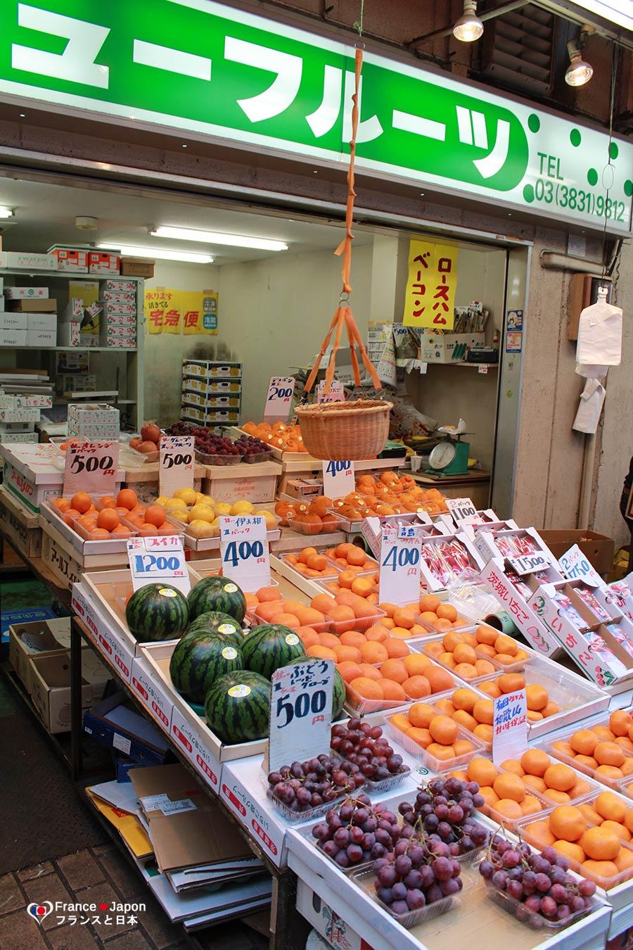 voyage japon tokyo visiter marche ameyoko ueno