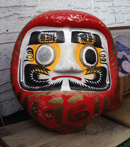 Le Daruma Un Beau Cadeau A Ramener Du Japon