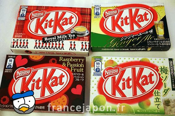 kit kat japon kitkat japonais