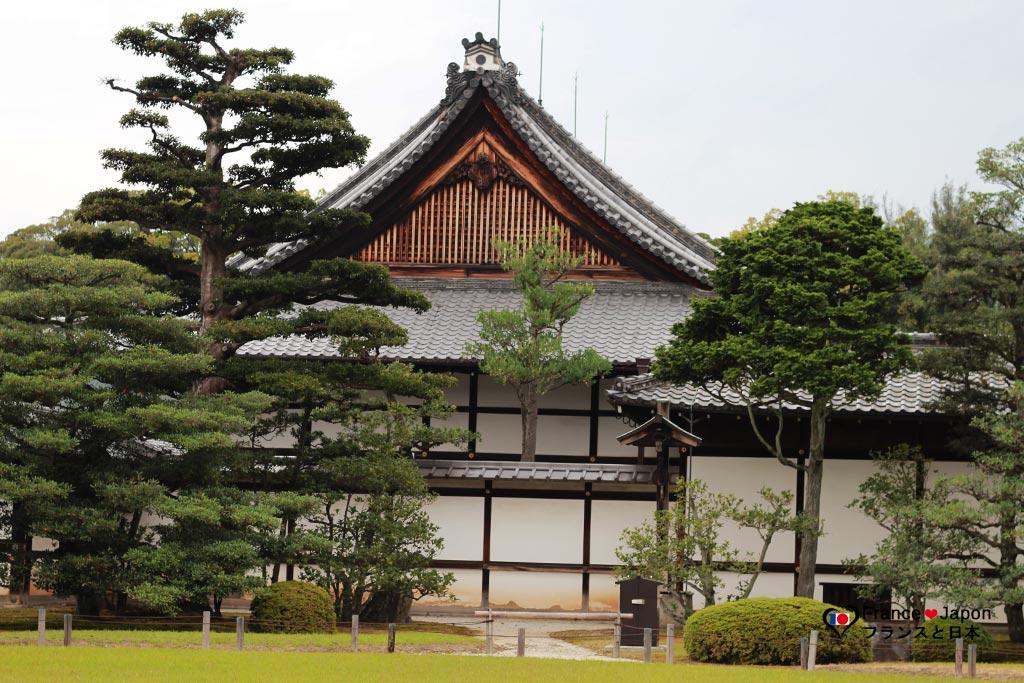 voyage japon kyoto chateau nijo-jo nijo nijojo