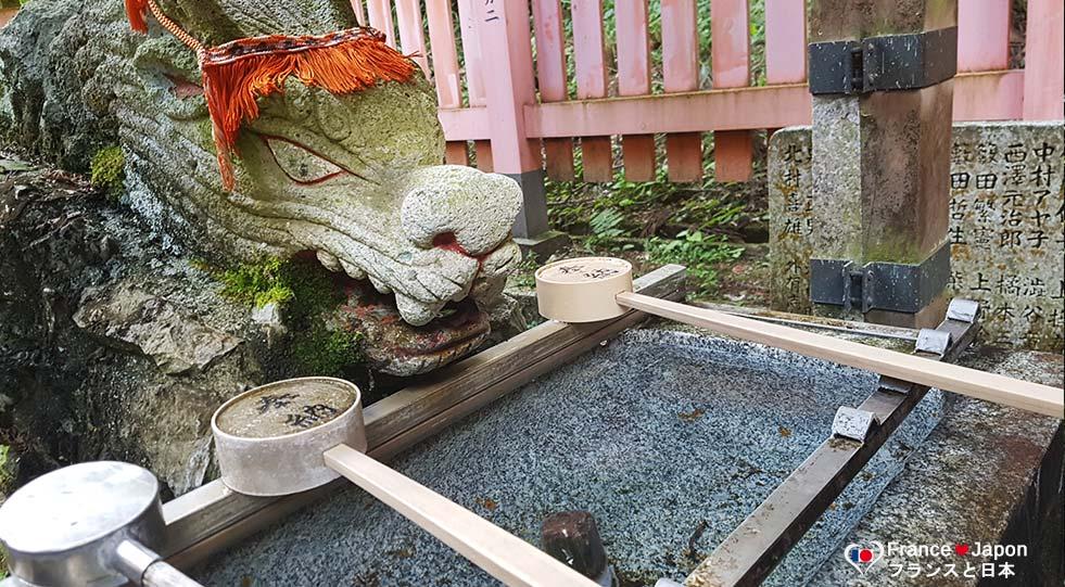 voyage japon kyoto visiter le temple fushimi inari taisha