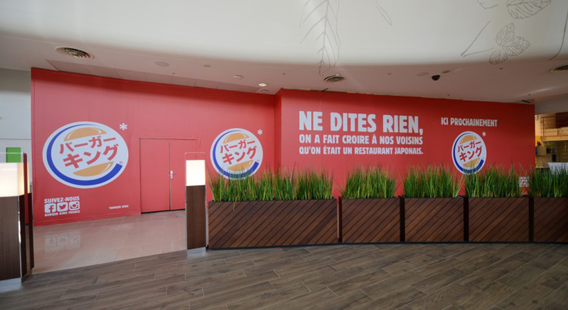 burger king defense france japon