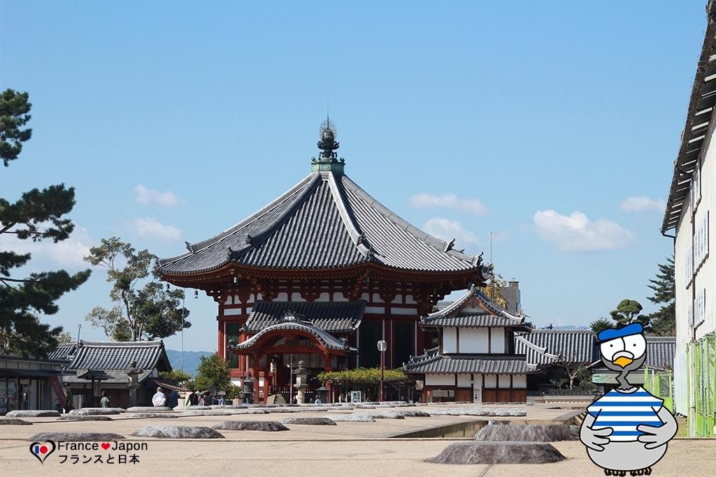 voyage japon visiter kofukuji kofuku ji-nara