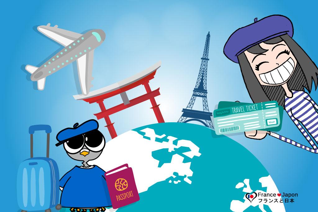 preparer son voyage au japon