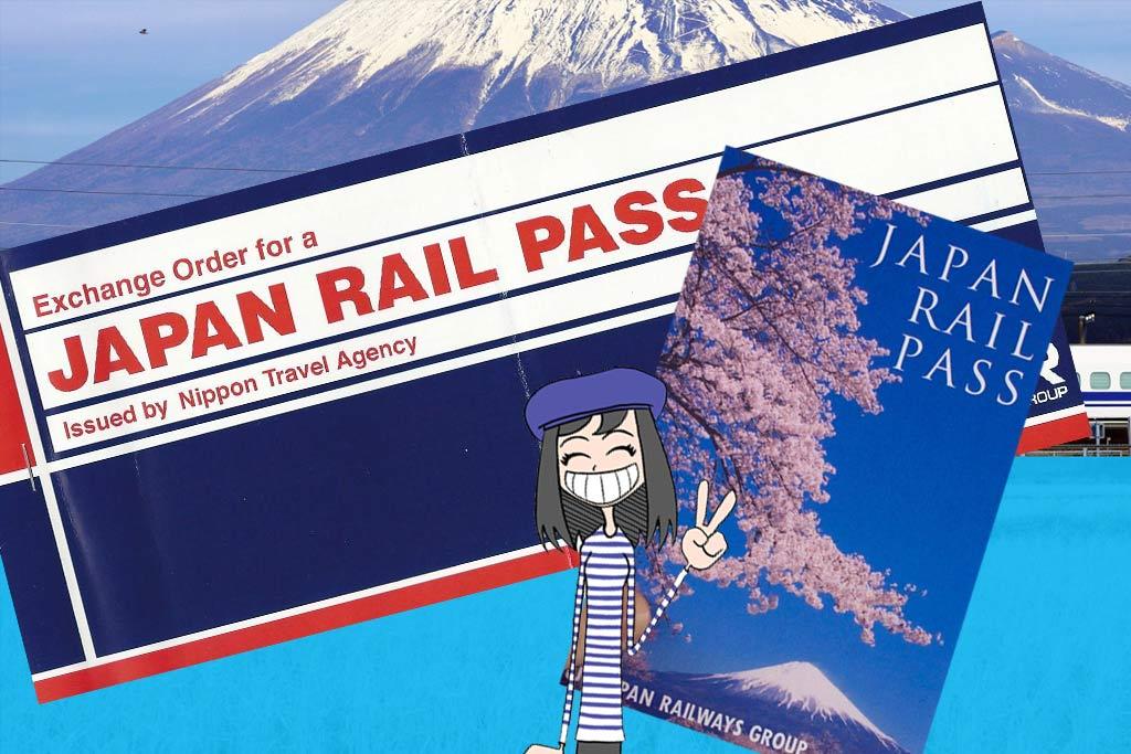 voyage pour le japon
