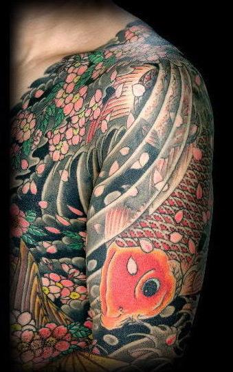 Histoire Le Japon Et L Art Du Tatouage Japonais