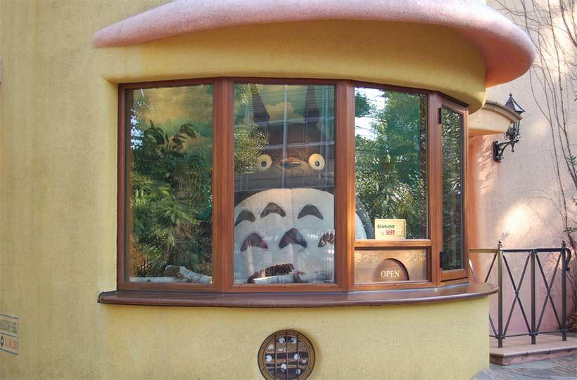 japon visiter le musee ghibli museum