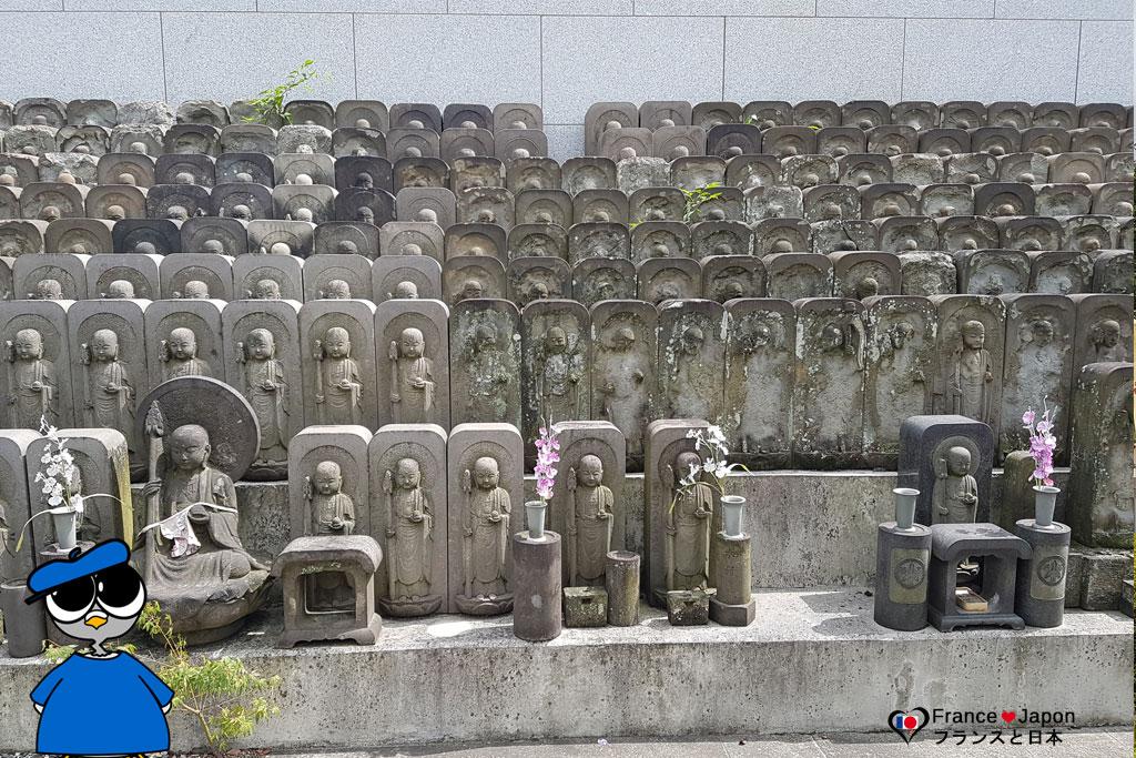 voyage japon tokyo ueno yanaka visiter le temple Jomyoin