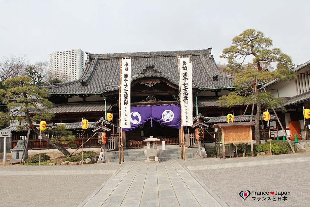 japon tokyo visiter temple visiter temple sengaku ji temple aux 47 ronin