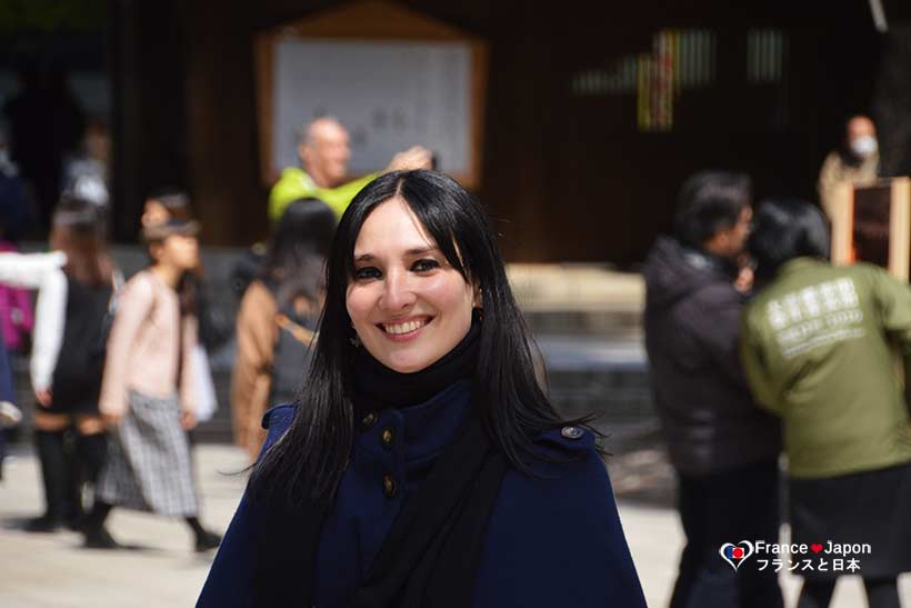 japon tokyo visiter yoyogi park meiji jingu