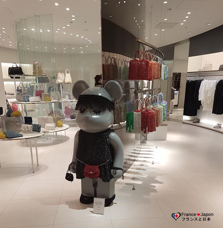 france japon visiter omotesando tokyo