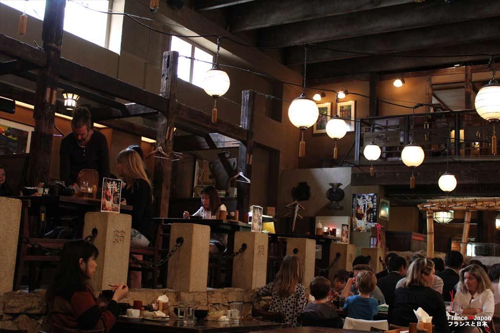 voyage japon restaurant japonais gonpachi kill bill