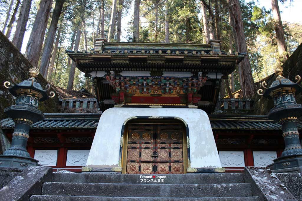 voyage japon nikko Taiyuinbyo