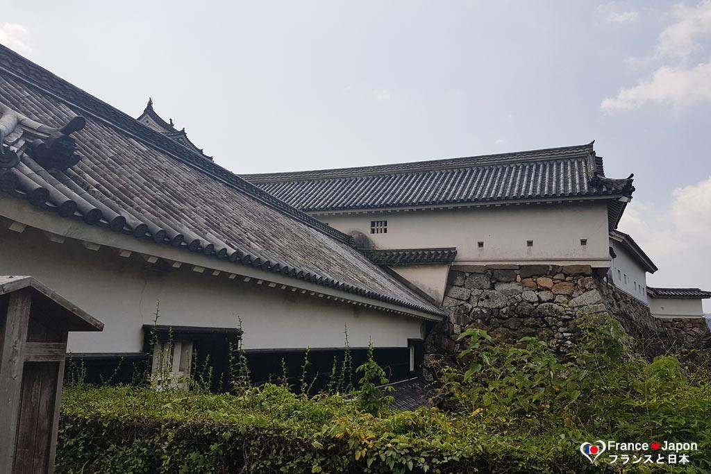 voyage japon visiter le chateau de Kochi