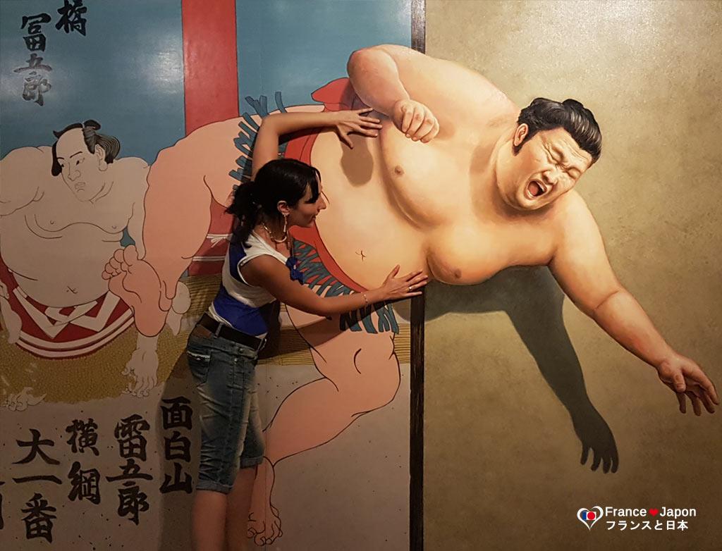 voyage japon tokyo visiter odaiba trick art museum