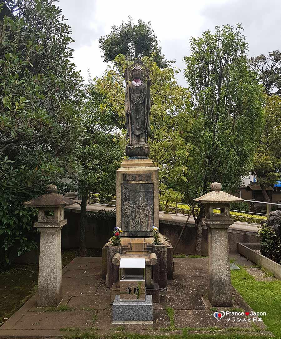 voyage japon tokyo visiter temple tennoji yanaka