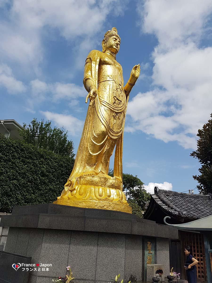 voyage japon tokyo visiter temple zenshoan yanaka
