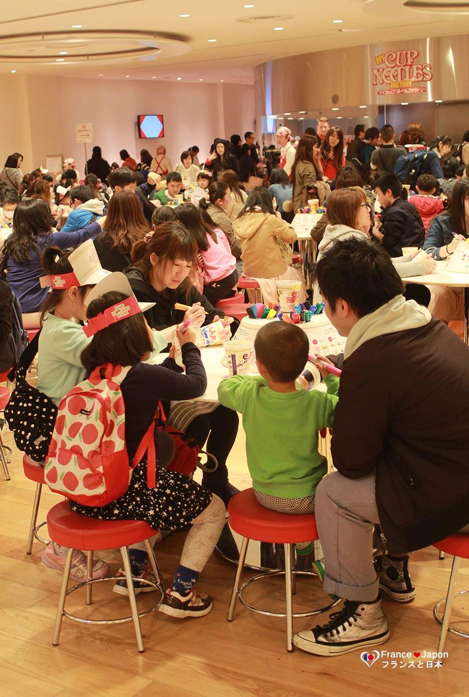 voyage japon visiter musee nouille cup noodles museum yokohama