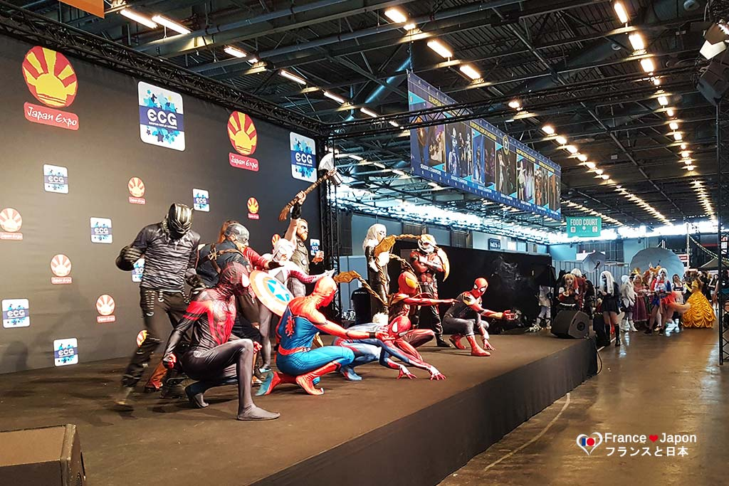 france japon japan expo 2018 paris bilan