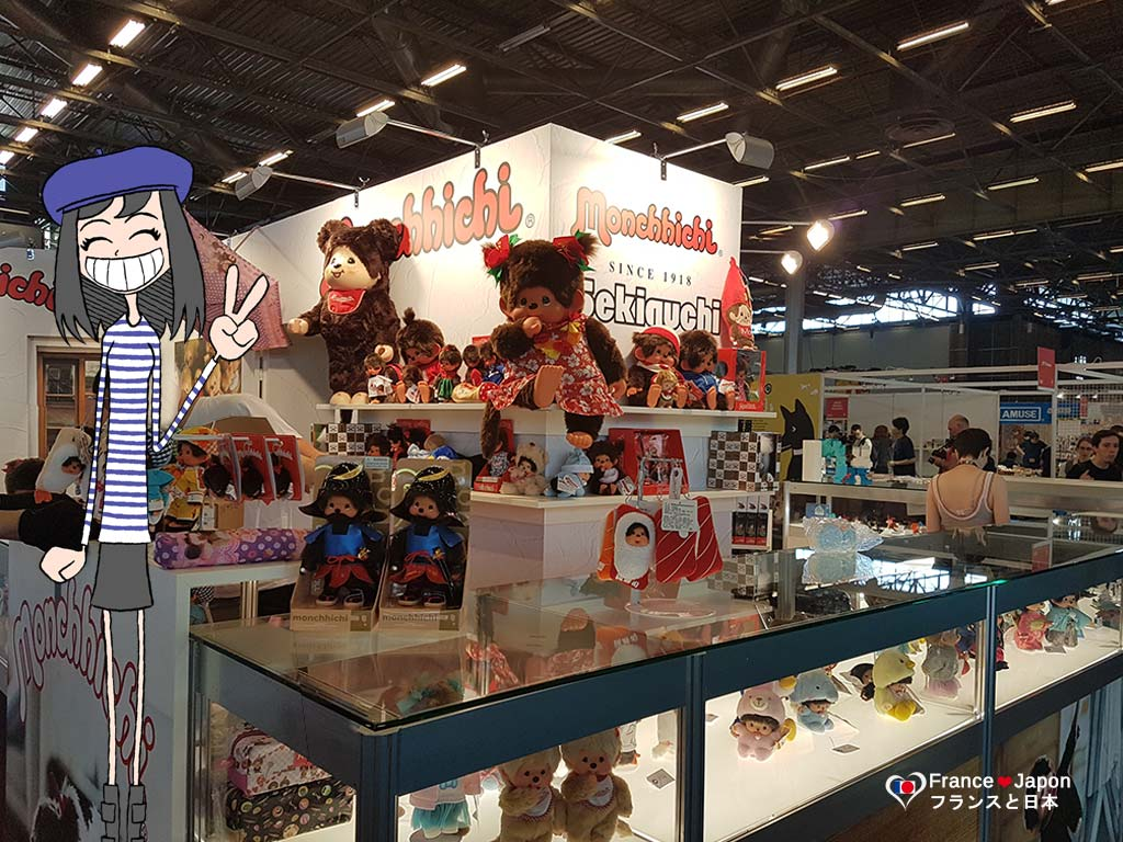 france japon japan expo 2018 paris villepinte