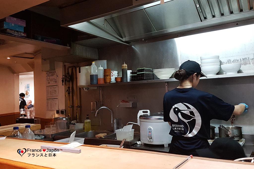restaurant japonais paris dosanko larmen ramen