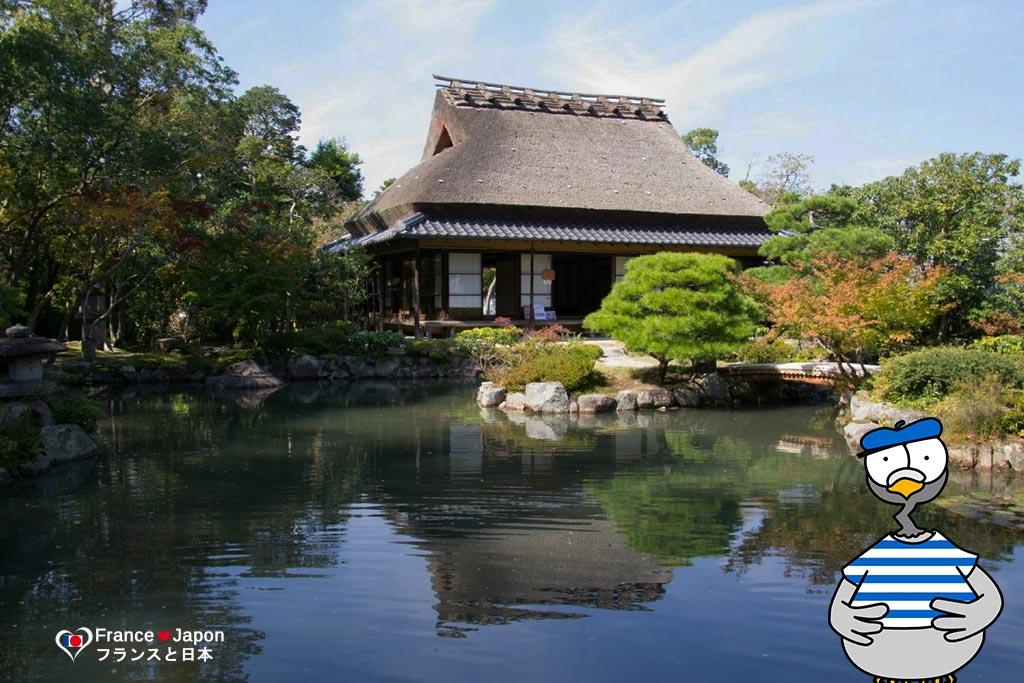 Voyage Japon Nara Isuien Garden Visiter Le Jardin Japonais