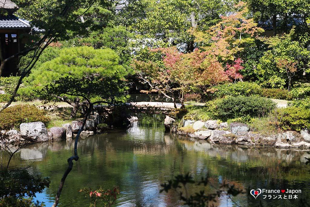 voyage japon nara Isuien visiter le jardin japonais de nara