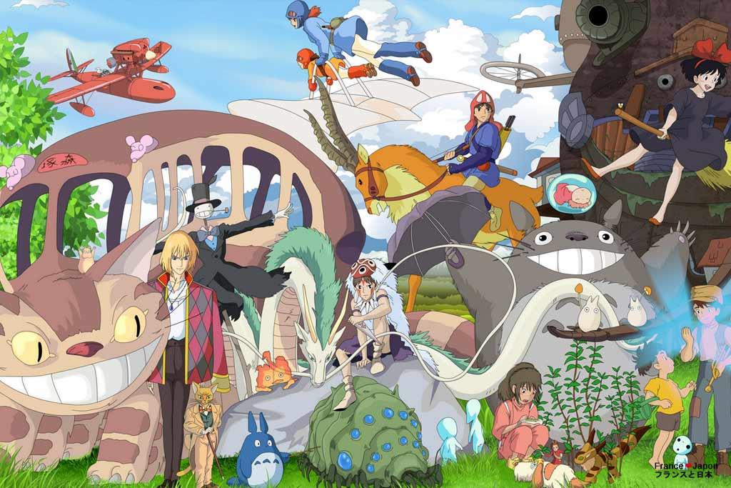 voyage japon visiter le musee ghibli museum