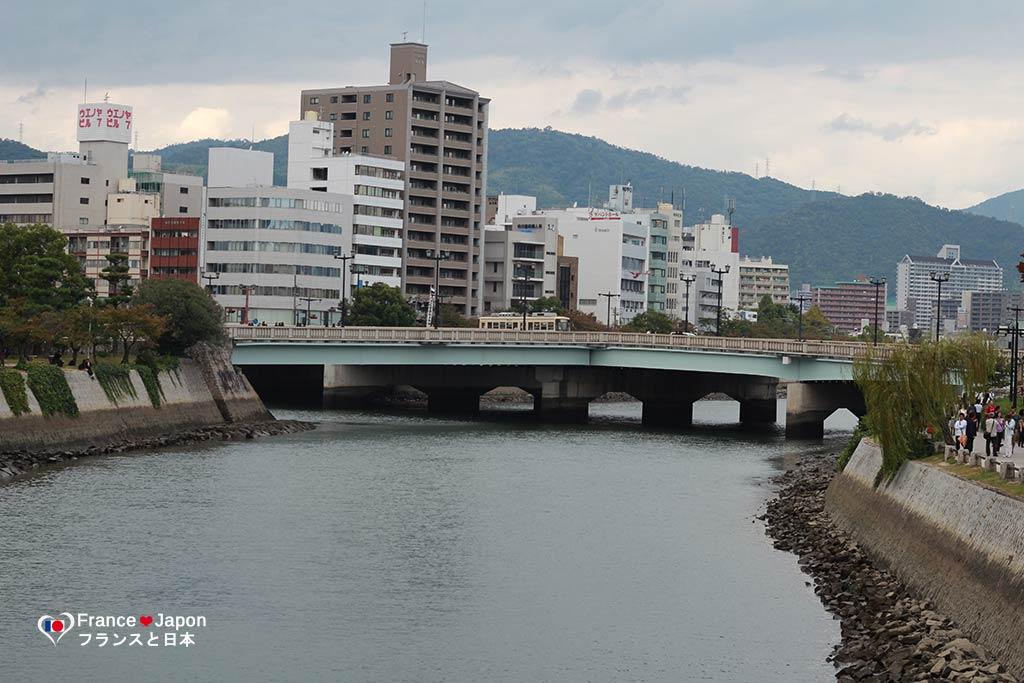 voyage japon visiter hiroshima visiter le dome de genbaku
