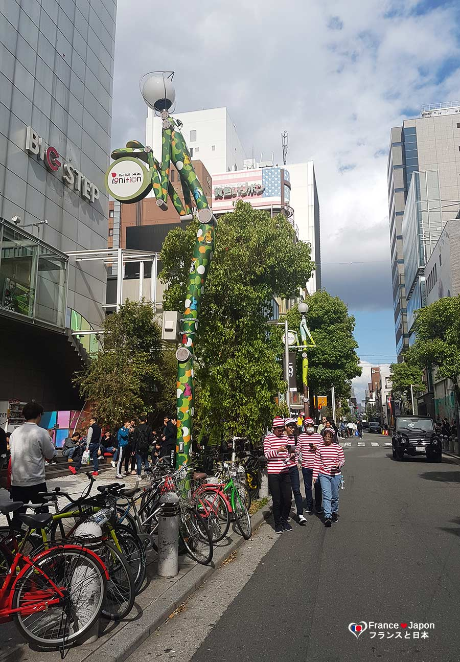 voyage japon osaka visiter le village americain america mura