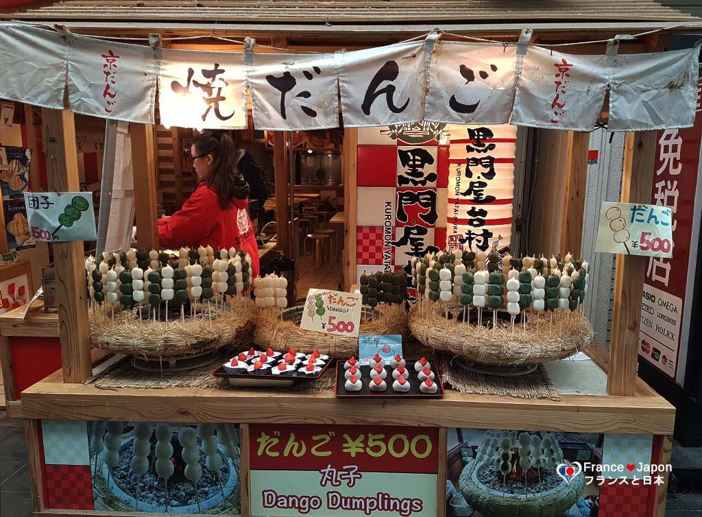 voyage japon osaka visiter le marche de kuromon ichiba