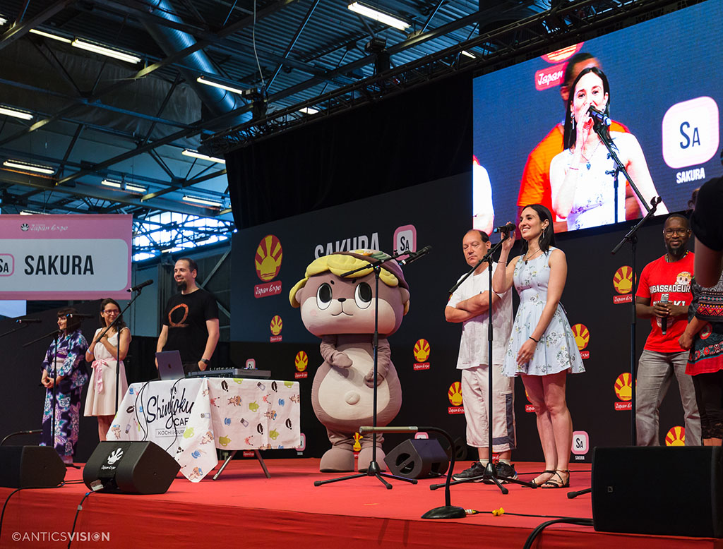 japan expo 2019 paris parc des expositions