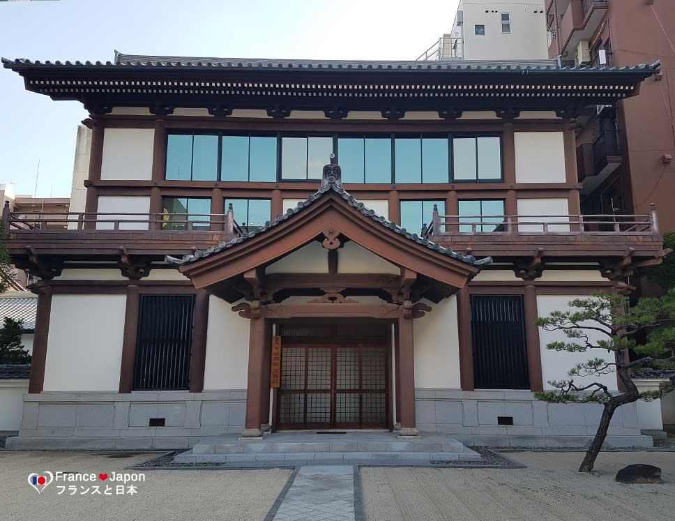 voyage japon kyushu fukuoka visiter le temple ankokuji