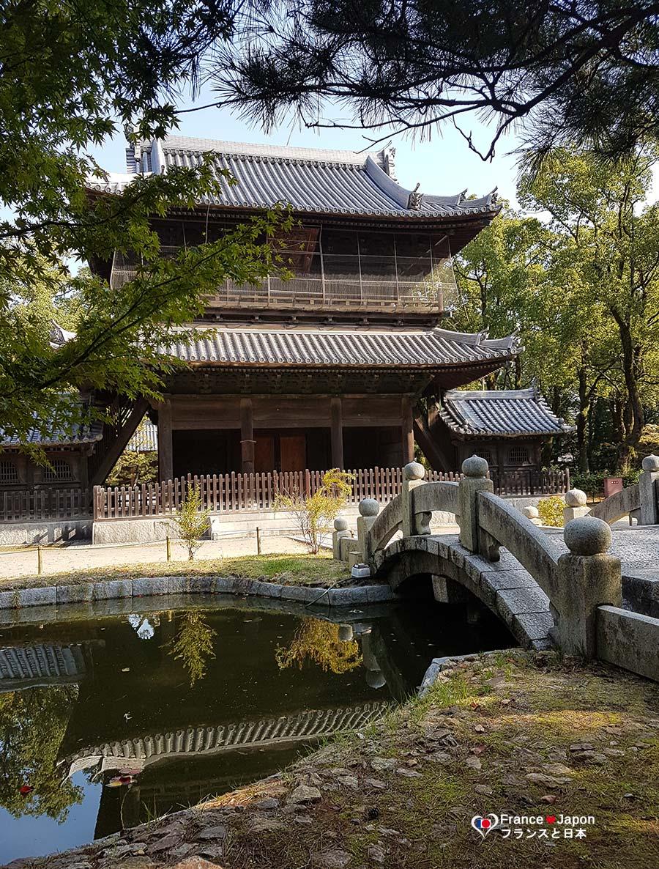 voyage japon kyushu fukuoka visiter le temple shofuku-ji shofukuji
