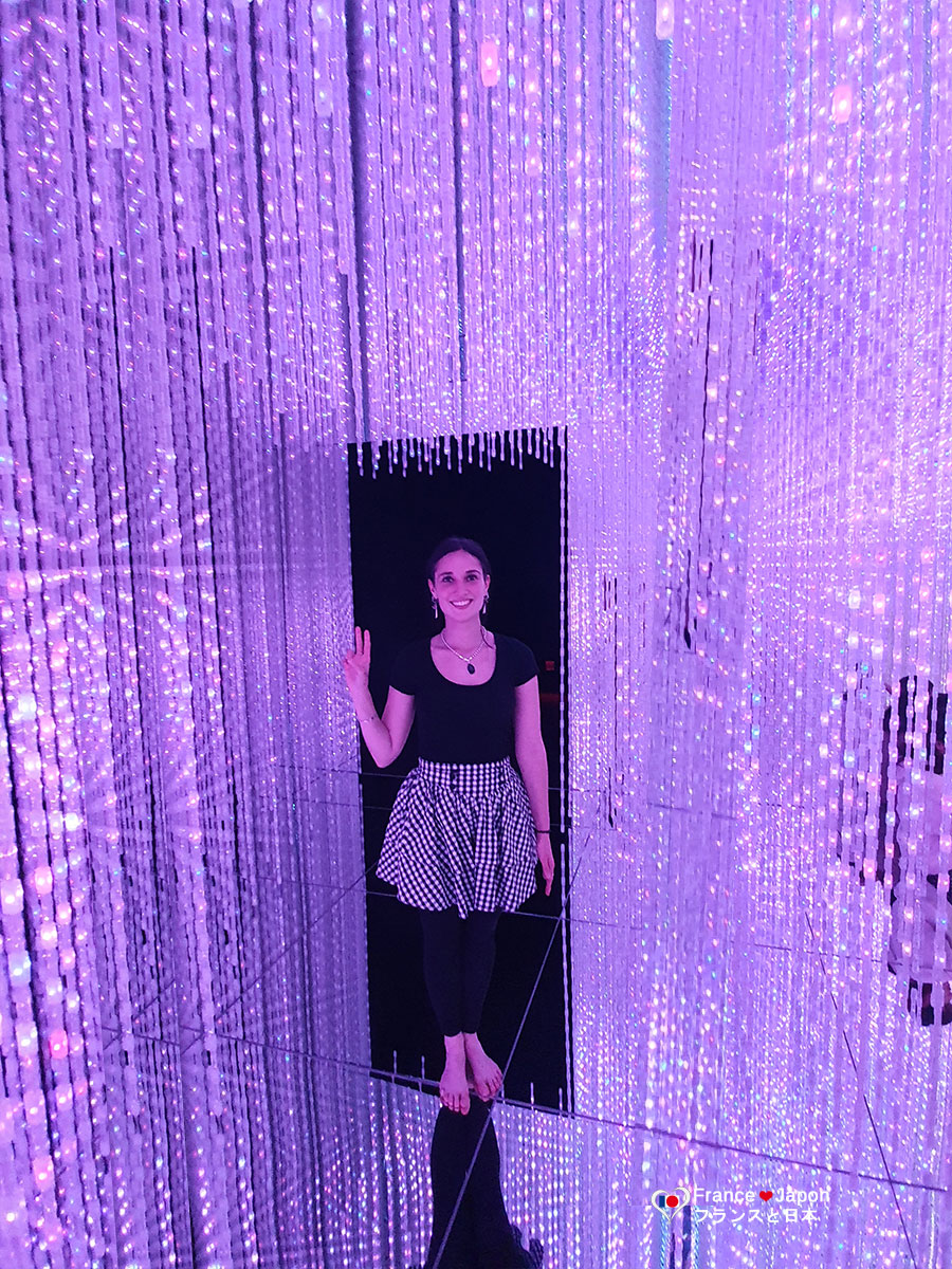 voyage japon tokyo l exposition TeamLab Planets a odaiba