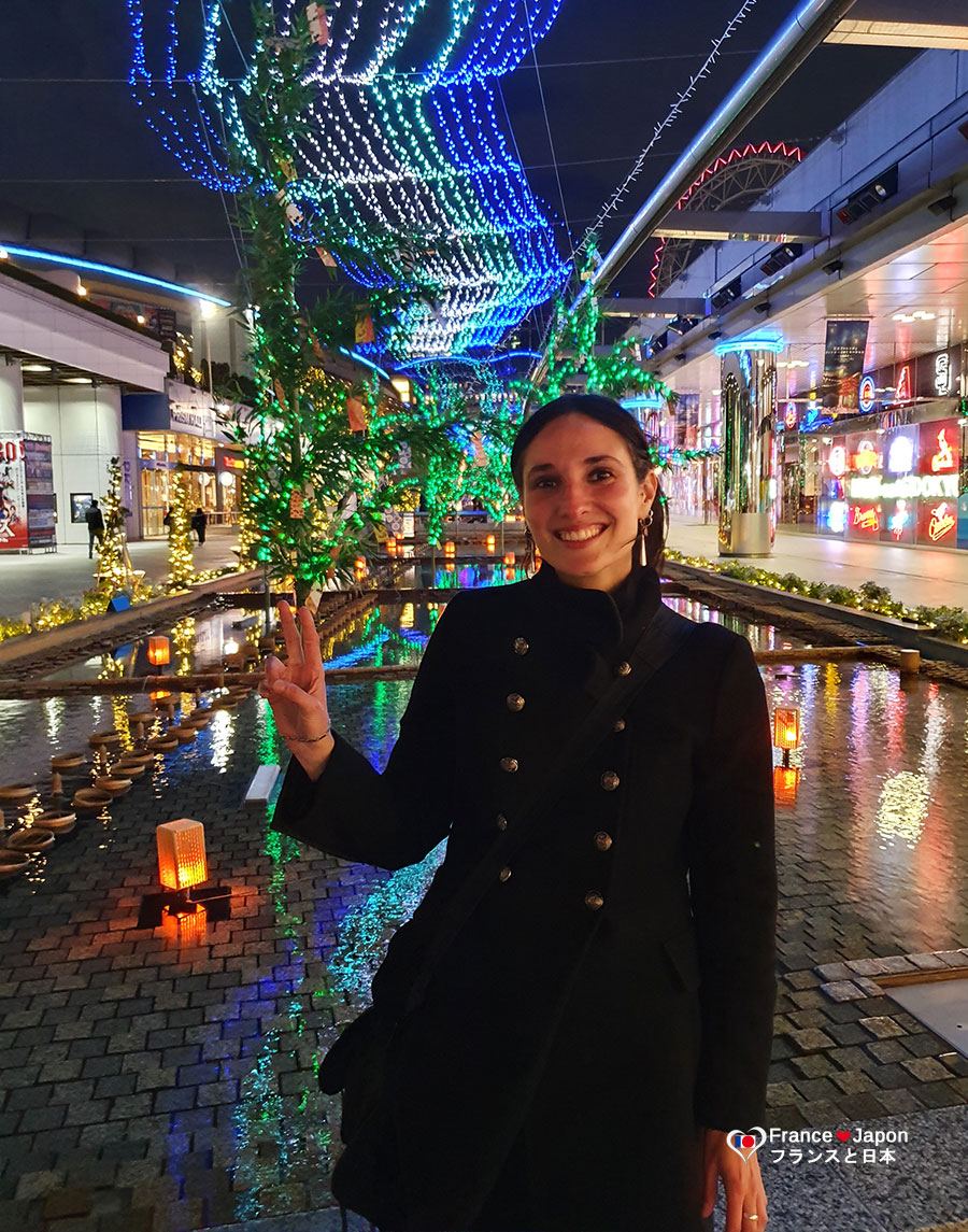 voyage japon les illuminations de noel du tokyo dome