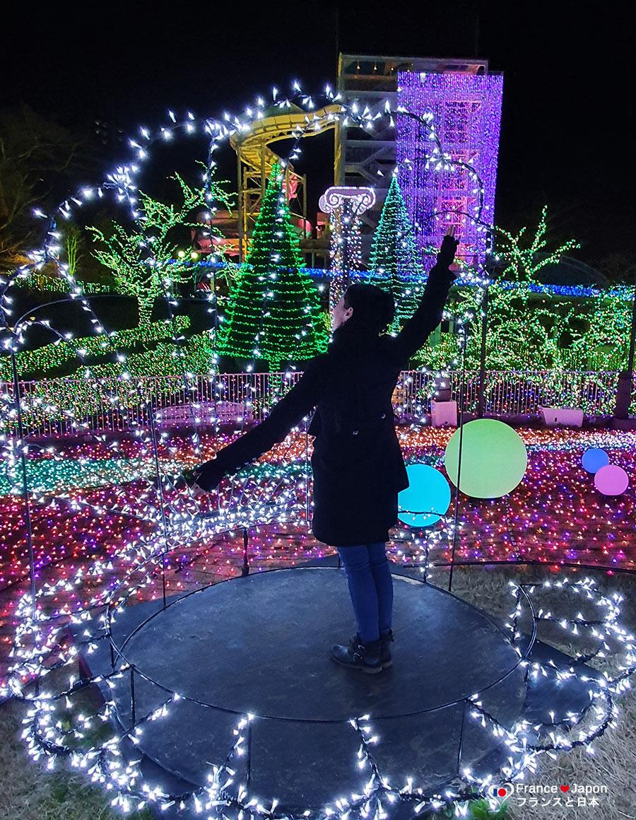 voyage japon yomiuri land le parc de noel